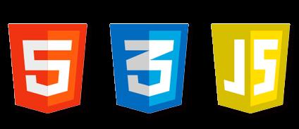 HTML5,CSS3,JavaScript