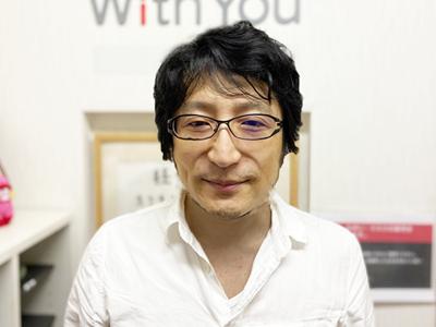 菅原 玄/英会話講師